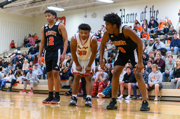 NDHS Basketball vs Salisbury 2020