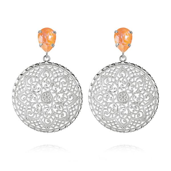 Alexandra Earrings : Peach Delite.jpg