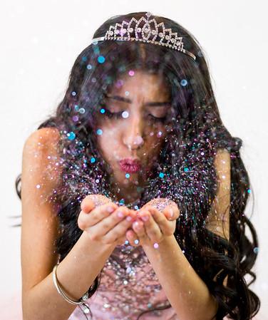 Vanessa's Sweet Sixteen