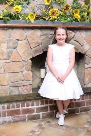 Olivia Marie Communion 2018