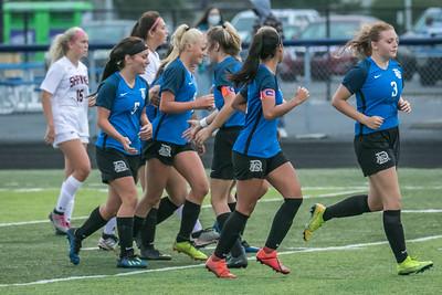DHS Girls Soccer 09-08-2020