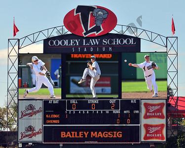 Varsity Baseball - Grand Ledge vs Okemos - Diamond Classic semifinal