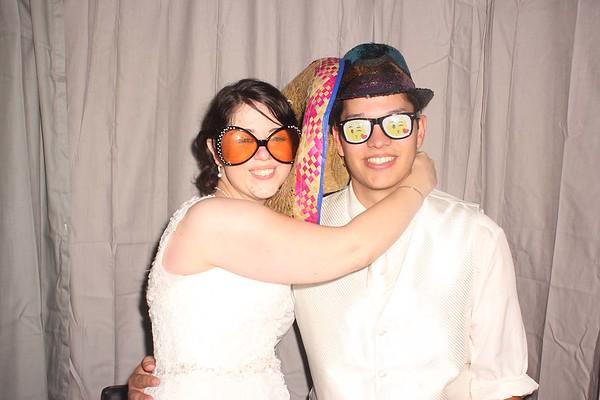 Matt and Diane's Wedding Photo Booth