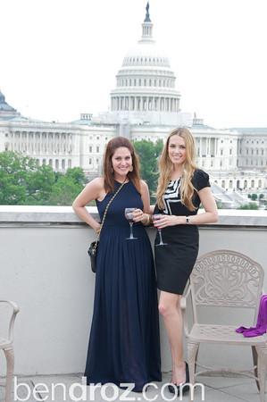 Capitol Rooftop Wine Tasting