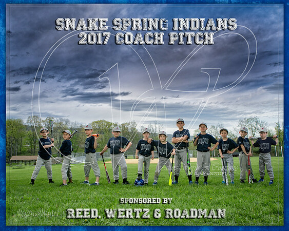 Snake Spring Indians 2017 CP Steele
