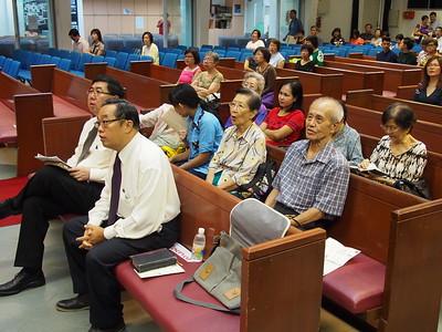 BFEC's 58th Anniversary & Seniors Commendation