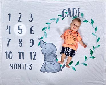 Cade 5 Months