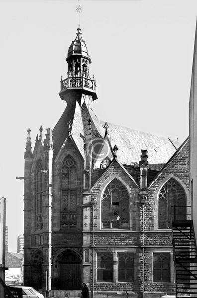 The Thistle St elevation of the Cunninghame.    March 1974