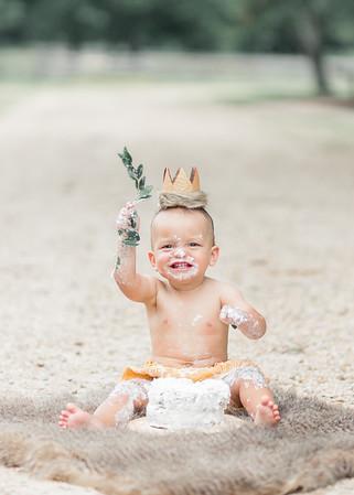 Baby G - Cake Smash