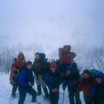 Mont Ham  (20 et 21 mars 2004)