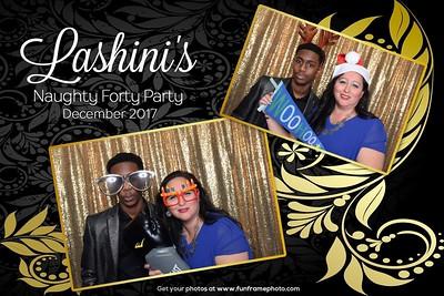 Lashini's Naughty Forty