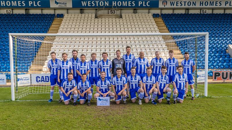 Weston Homes Football