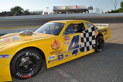 Thompson 7-12-12 Victory Lane