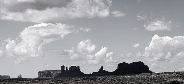 Monument Valley [road shots]