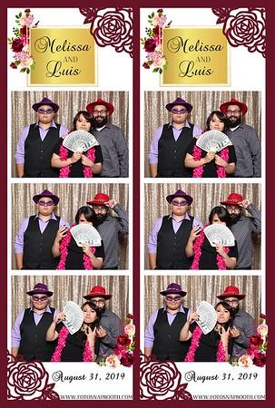 Melissa & Luis Wedding 2019