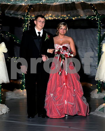 2012 Marshall County High School Prom, April 28, 2012.