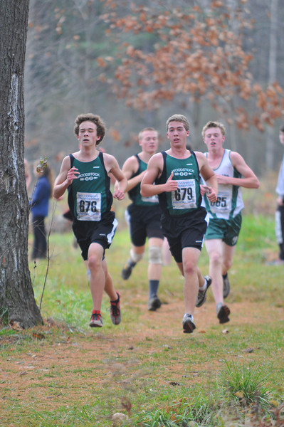 Cross Country States