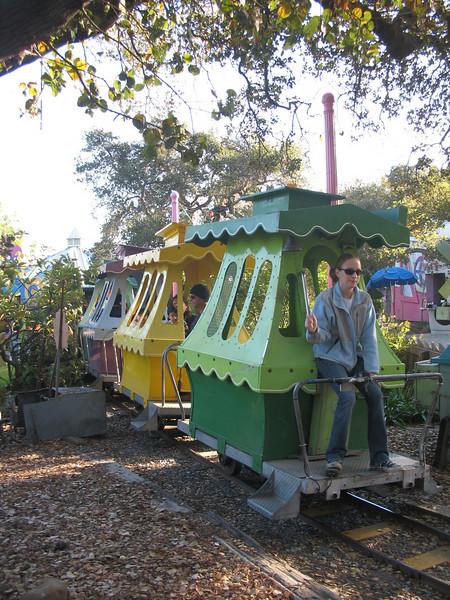 The Fairyland Express.