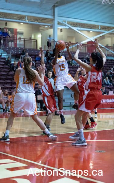 CBU vs MUN Cape Breton University vs Memorial University of Newfoundland and Labrador Women's Basketball