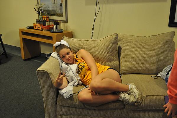 Cheer Camp - Coach C Photos