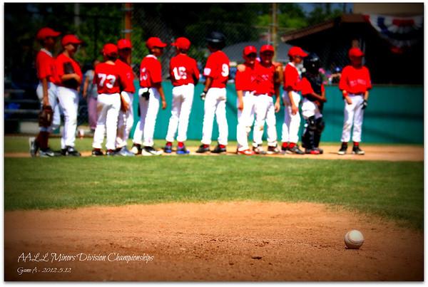 20120512 AALL Minors Angels vs Rangers