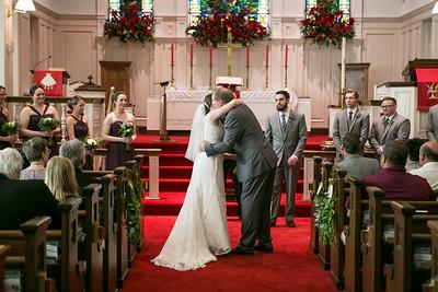 Jess and Zared - Wedding