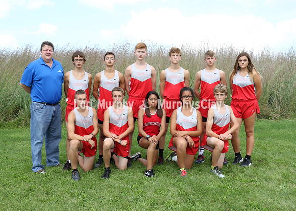 SN MS/HS Cross Country Team 2016