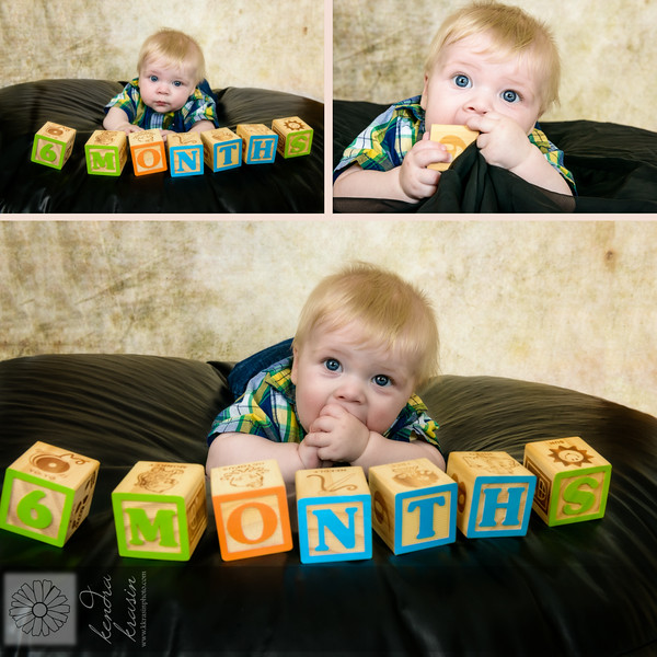 6 Month blocks