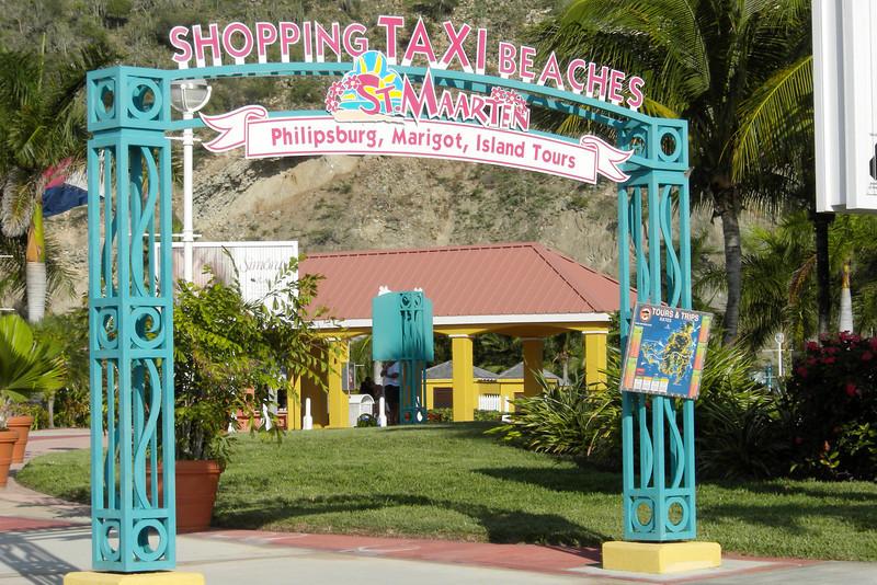 November 18, 2009 - St. Maarten, Netherlands Antilles