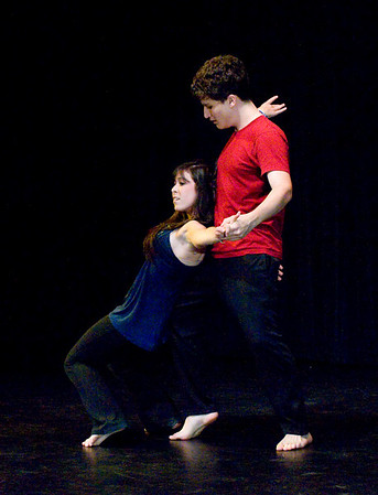 Muhlenberg College Campus and Dance Performance Photos