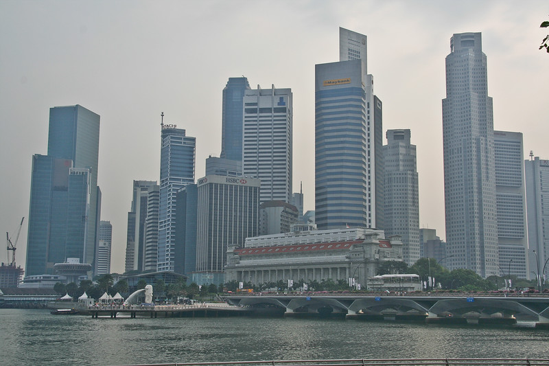 """Downtown"" Singapore"