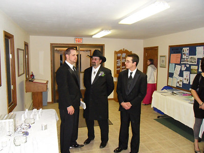 Vicki's Wedding