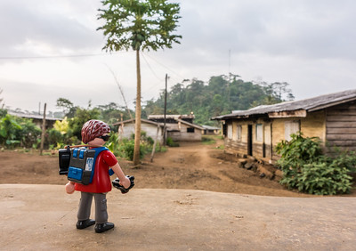 Playmobil in Cameroon
