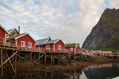 Day 4 & 5 - Midnight Fjords Zodiak Trip