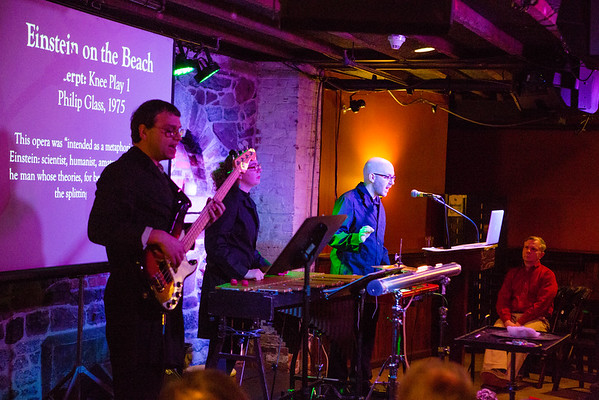 15076 Science and Art Cabaret, Sound, Babeville, Buffalo