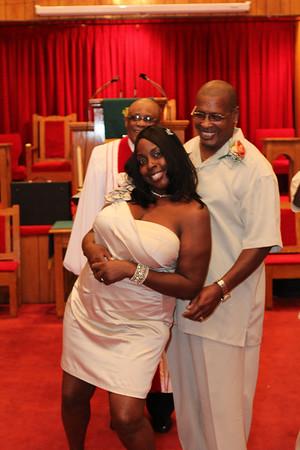 Caprice Wedding