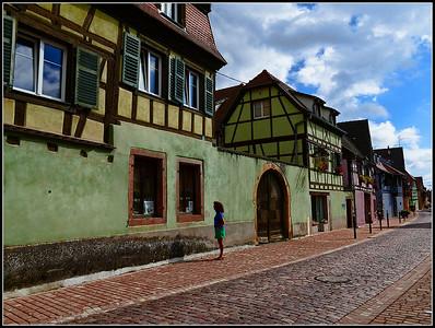 Turckheim (Alsace): part 1