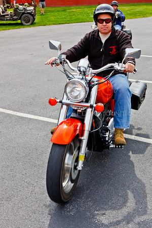 New Hackensack Fire Company Benefit Bike Ride - 8/21/10