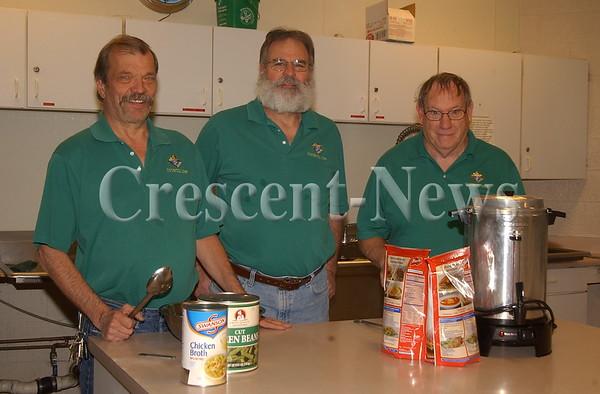 11-28-16 NEWS K of C Senior Christmas Dinner Promo