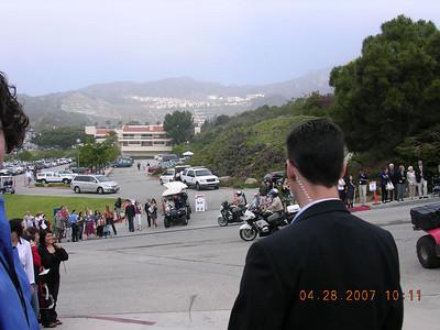 Rebekah's College Gratuation April 28,2007