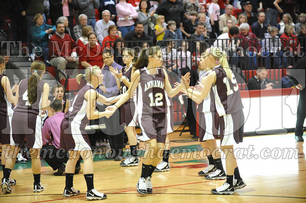 Sectional Brimfield vs Annawan 02-15-10
