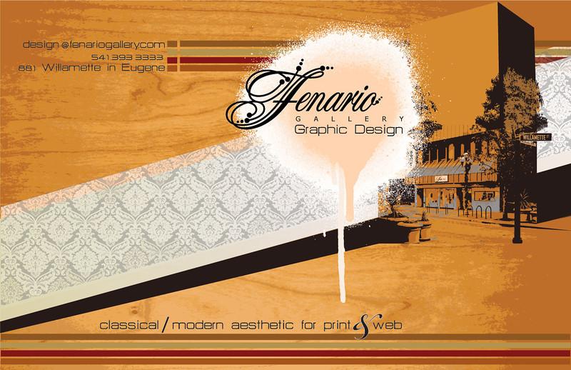 Fenario Gallery Design & Print