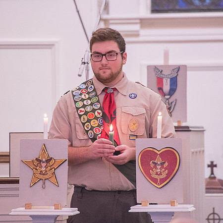 Quinn's Eagle Scout Court of Honor