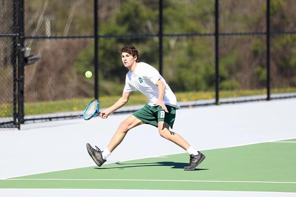 BV Tennis vs. Deerfield Academy