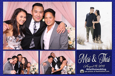 Mai & Thai Wedding - August 18, 2018