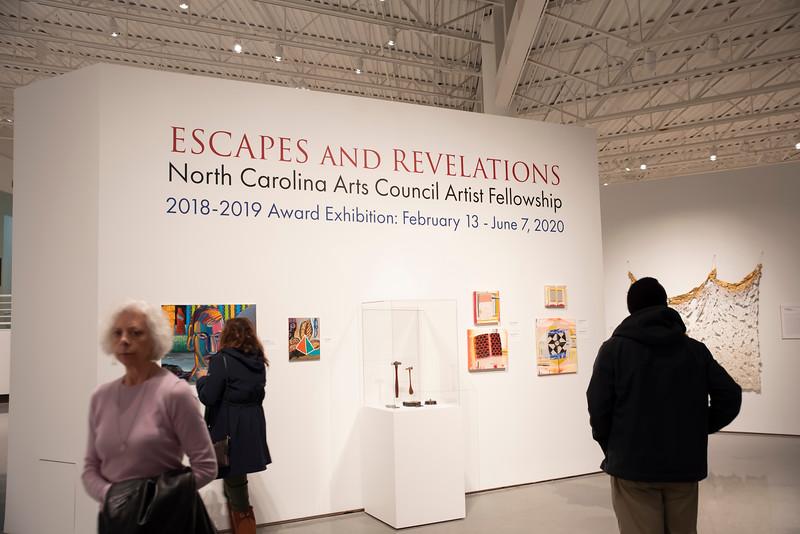 20200213 SECCA  Escapes and Revelations