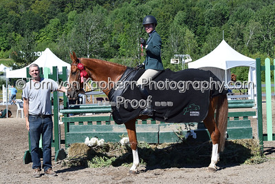182. Medaille Saut d'Obstacles Canada - Jump Canada