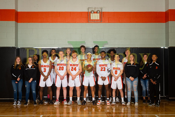 Bonner Springs Mens Basketball 2018-19