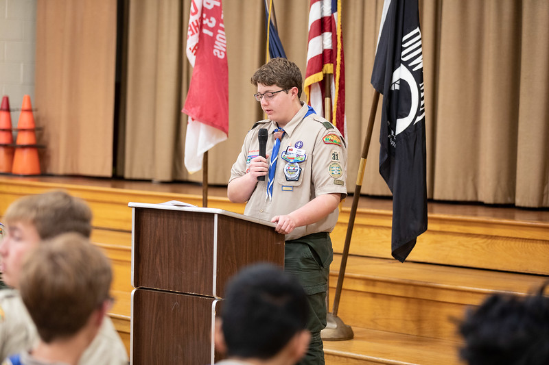 20191104 Hunter Courtney Eagle Court of Honor