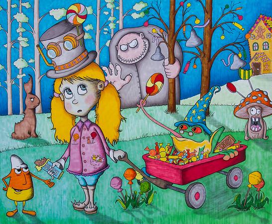 Color Illustrations